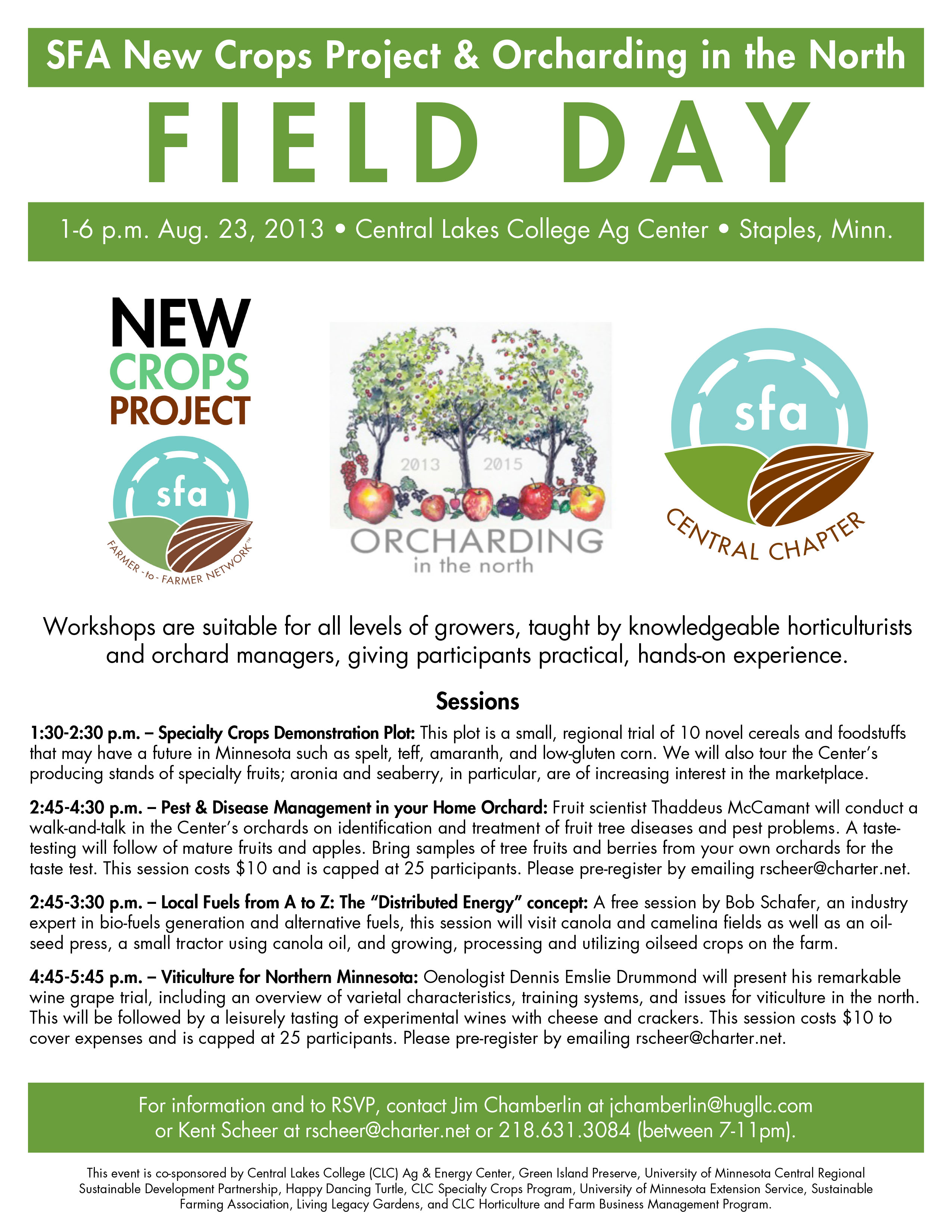 2013.8.23 NEW Specialty Crops Field Day