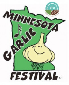 Garlic Festival WITH SFA