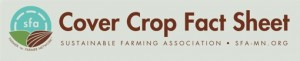 Cover Crop Fact Sheet IMAGE FOR CONNECT