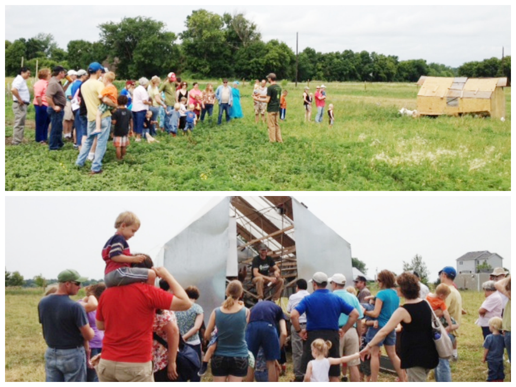 Crow River Chapter Festival of Farms – True Cost Farm, Montrose.