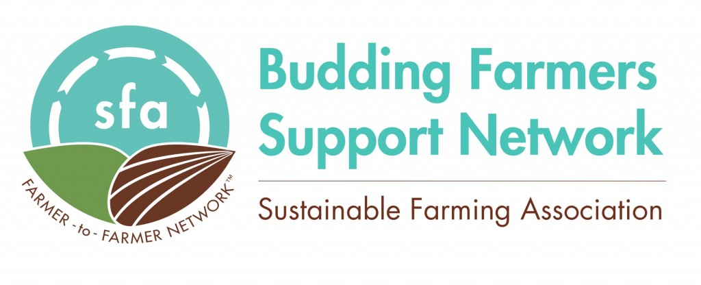Budding Farmers Support Network LOGO