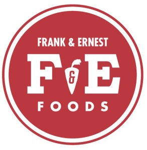 Frank & Ernest Foods Logo Color