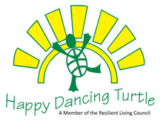 Happy Dancing Turtle