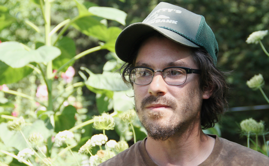 Zachary Paige, a recent graduate of SFA's Deep Roots Farmer Development Program, is proof that Deep Roots is training the next generation of farmers and community leaders.